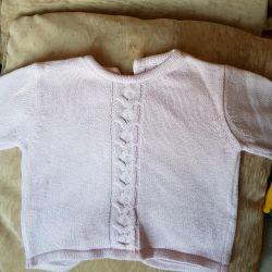 Neck neck blouse 12-18 months