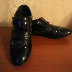 37/24 Patent deri ayakkabı 37