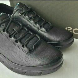 🆕Ecco Cool. Eko Biom low shoes Yak Leather