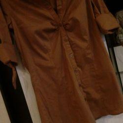 Рубашка хлопковая(42-44)