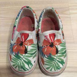 Children's shoes, slipona solution 23