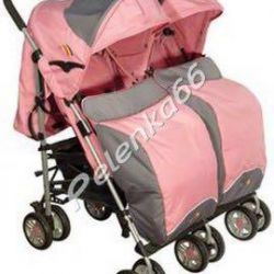 Stroller cane used duo