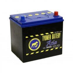 Bateria Tyumen Asia 60 a / h polaritate inversă