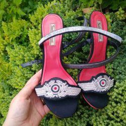 sandals Sasha Fabiani