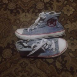 Sneakers for girls size 32