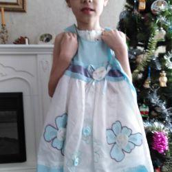 Dress in the kindergarten