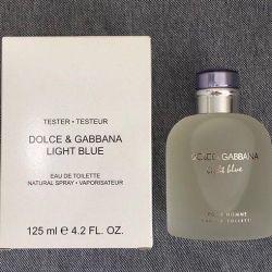 🎩Man's perfume DOLCE & GABBANA in the tester