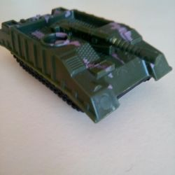 children's toy (military wedge).