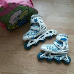 Rollers sliding r.195-230