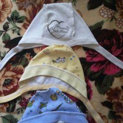 Caps for newborns!
