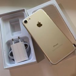 New iPhone 7 (256gb), gold ?