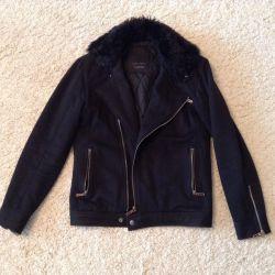 Куртка мужская ZARA пальто