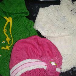 Baby sweaters bu.poltora. Two years.