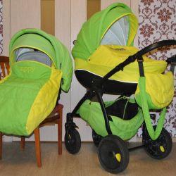 2'si 1 arada Zippy bebek arabası (güncellendi) Mağaza