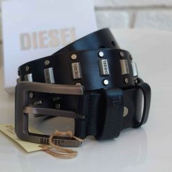 Diesel belt for men