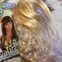 Artificial wig, carnival