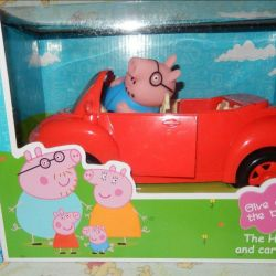 A new set of Peppa Pig