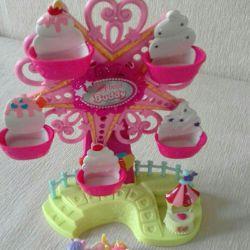 Musical Pony Carousel
