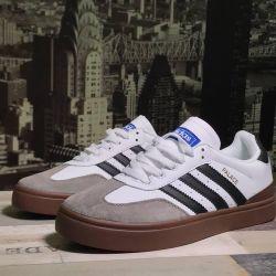 Pantofi pentru bărbați adidas palace alb