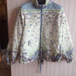 Αδιάβροχο μπουφάν για κορίτσια