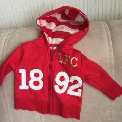 jacket 0-3 months new