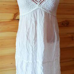sundress size 40-46 hamile kadınlar için uygun göndermek