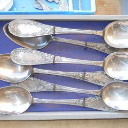 Tablespoons cupronickel