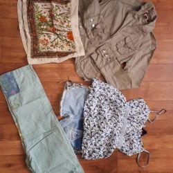 Set de haine de vara dimensiune 38-40