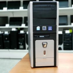 Intel Pentium E5700 X2 3.0GHz, 2Gb, 80Gb, 400W