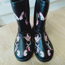 Η Ugg μπότες νέο χειμώνα Tomako
