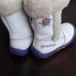 Winter boots antilopa р.26
