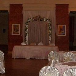 арка весільна