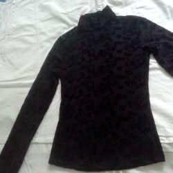 Very elegant sweater turtleneck