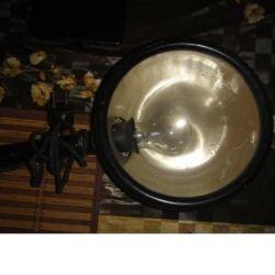 Рефлектор Минина Синяя лампа лечебная
