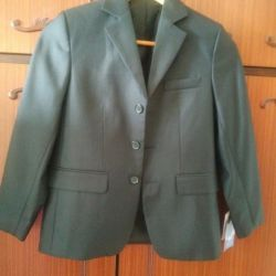 Erkek çocuğu için ceket yeni okul gelişimi 134