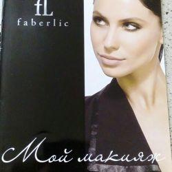 My makeup book. New