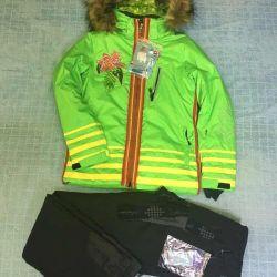 Costume de schi Azimuth