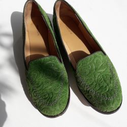 Shoes nat.skozh suede