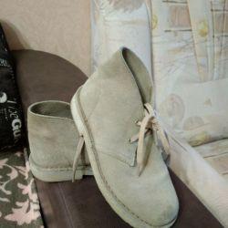 Κομψά παπούτσια (παπούτσια) ,, Clarks