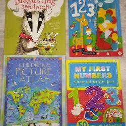 Ανάπτυξη αγγλικών βιβλίων για παιδιά