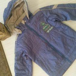 Jacket Demi height 116