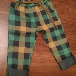 Pantaloni noi pentru copii