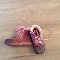 Pantofi din piele ortopedică