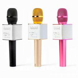 Беспроводной микрофон-караоке Q9