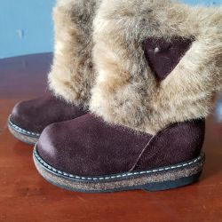 Winter uggs for a boy