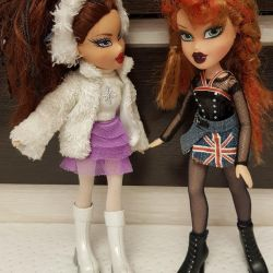 Bratz dolls collectible, original