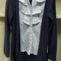 Bluz. Hırkalar. T-shirt