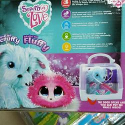 Toy Puffy Lost