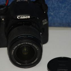 SLR digital camera Canon EOS 550D kit