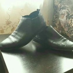 ♣ Men's leather shoes p.45-46 ♣